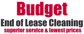 Budget End of Lease Cleaning